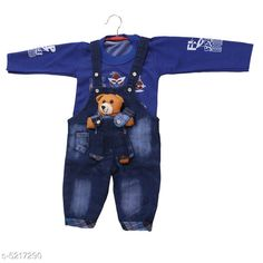 Oneseis & Rompers Trendy Kid's Dungarees Trendy Kid's Dungarees Country of Origin: India Sizes Available: 2-3 Years, 3-4 Years, 4-5 Years, 12-18 Months, 1-2 Years *Proof of Safe Delivery! Click to know on Safety Standards of Delivery Partners- https://ltl.sh/y_nZrAV3  Catalog Rating: ★4 (2691)  Catalog Name: Doodle Trendy Cotton Kid's Rompers Vol 14 CatalogID_772343 C59-SC1184 Code: 533-5217290-