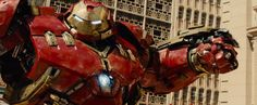 Hulkbuster - The Avengers - Age of Ultron