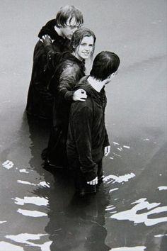 Ron, Hermione et Harry