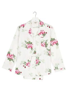 Our friend Mandy at Hush does the best pyjamas and super soft cashmere jumpers. We particularly like this Vintage Rose design.