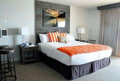 Pacific Edge Hotel Room