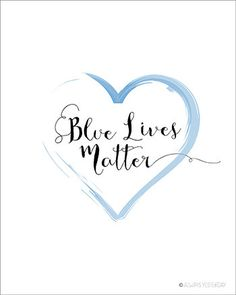 Police Officer Gifts Blue Lives Matter by alwaysyesterday on Etsy