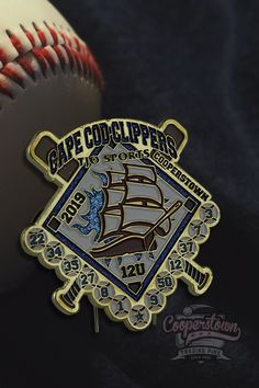 Its never too early to start gearing up for Cooperstown 2021! What better way to celebrate its comeback than cool trading pins?