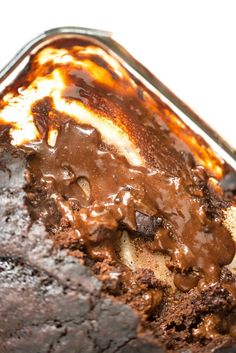 veganpumpkinchocolatepuddingcake-1466
