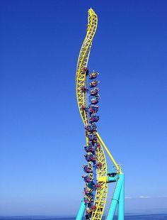 Coasters and Thrill Rides Cedar Point | Cedar Point