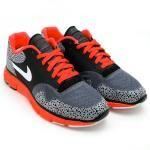 Nike Lunar Safari Fuse+ – Black / Anthracite / Total Orange (New Images) | KicksOnFire
