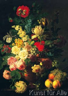 Jan Frans Van Dael - Vase de Fleurs