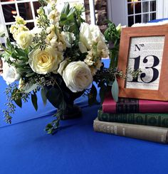 Falls Flowers: Kelly & Carl | Wedding at Appleford Estate