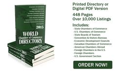 It really seems like I could benefit from learning what this world chamber of commerce would have to say. Isn't there a PDF digital version as well? That would make the whole process so much easier. I'm going to start looking into these directories.