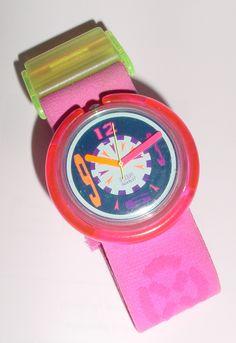 Pink pop swatch