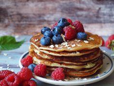 Endometriosis Diet, Pancakes, Paleo, Food And Drink, Sweets, Drinks, Breakfast, Recipes, Fitness