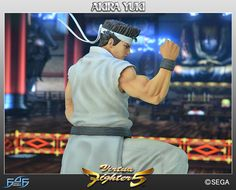 Virtua-Fighter-5-Akira-Yuki-Statue-First-4-Figures-16