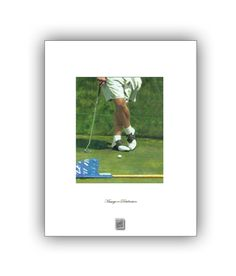 Custom Brand this Giclée print from our Club House Collection gallery. Use it as a Award, Contest or Branded Tournament Gift. Get Noticed. Say it with Art.