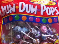 *Teaching Maddeness*: First day of school activity with Dum Dum Pops