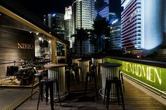 Mad Men Bar Singapore