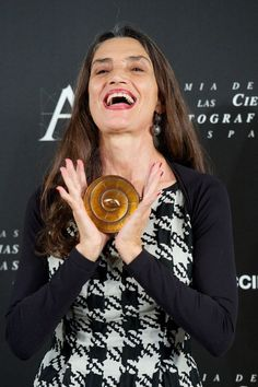 Angela Molina Photos Photos - Spanish actress Angela Molina receives the Goya…