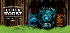 Add a little mystique to your week with The Muse, the newest addition to our Cider House Collection #AngryOrchard