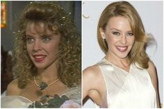 Kylie Minogue - Charlene Kylie Minogue, Then And Now, Actors & Actresses, Believe, It Cast