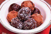 Raw chocolate brownies made with cacao & stevia   Nourish magazine Australia