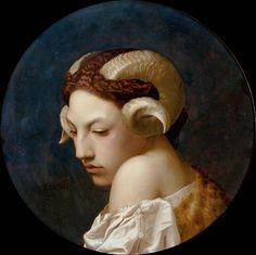 Jean-Léon Gérôme - La Bacchanate | [Musée Des Beaux-Arts, Na… | Flickr Art Inspo, Jean Leon, Art Noir, Baroque Art, Arte Horror, Art Et Illustration, Old Paintings, Classical Art, Renaissance Art