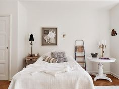modern bedroom ideas in scandinavian style and home staging tips for scandinavian homes