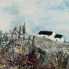 ''Heather bank cottage'' by Louise O'Hara
