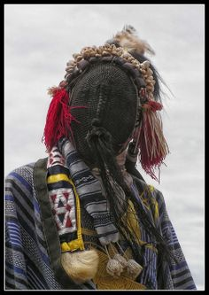 Shaman African Costume