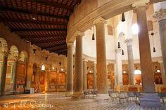 Basilica of Santo Stefano Rotondo in Rome #Rome
