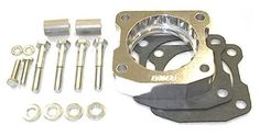 Street and Performance Electronics 24055 Helix Power Tower Plus Throttle Body Spacer, Model: 24055, Car & Vehicle Accessories / Parts. Produces an increase of up to 8 hp / 10 ft lb of Torque & 1-3 miles per gallon. Variable Venturi Aperture provides turbulence to mix the air/fuel charge for a more complete burn. Computer designed chambers and channels specially designed to improve efficiency and air velocity. Increased air-flow creates better engine cylinder filling, can be used with any...