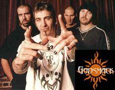 Love me some Godsmack!!!