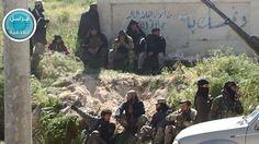 U.S.-backed rebels t