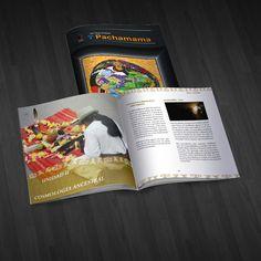 """Diseño e impresión del libro """"Pachamama"""" que forma parte de la serie """"Módulos de Saberes"""""""