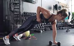 Trainer Sydney Torabi takes you through a full-body HIIT workout. The post Full-Body HIIT Circuit appeared first on Under Armour.Have you tried this NEW workout plan that everyone is talking about? Full Body Hiit Workout, Hiit Workout At Home, Boxing Workout, Body Workouts, Fitness Exercises, Workout Ideas, Kettlebell Training, Training Workouts, Circuit Training