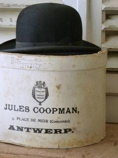 Men's vintage hats