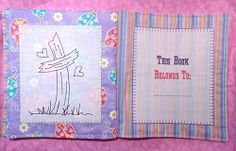 Spring Blessings Re-Coloring Book - 5x7 | Religious | Machine Embroidery Designs | SWAKembroidery.com Oma's Place