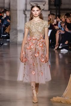 Georges Hobeika | Haute Couture Spring Summer 2018 | Look 8