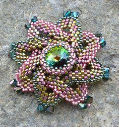 Vezsuzsi gyöngyei: Anton a 8ágú...gorgeous color combination