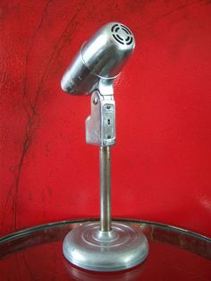 Vintage 1940'S Electro Voice 645 Microphone - weirdy time! One of those rarities - wonder what the sound is like?