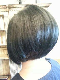 14. Inverted Bob Hair