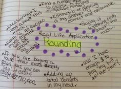 Interactive Notebook Entry: Who else teaches ROUNDING in the beginning of the school year? Can students remember how many people are living on EARTH RIGHT NOW? :) Here is a practical, relatable, and most of all fun way to introduce rounding! Grades 2-5