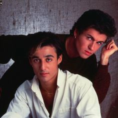 Wham - before George Michael took himself too seriously