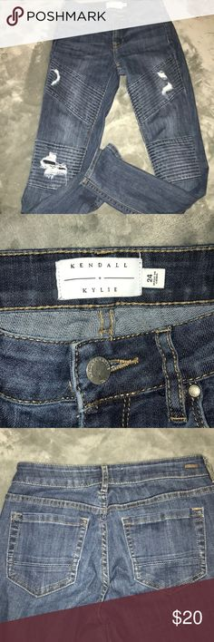 Kendall and Kylie Pacsun Jeans Worn once Kendall & Kylie Jeans Skinny