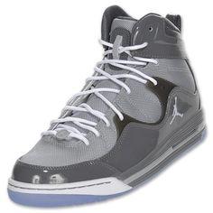Jordan Hoop TR 97 Men's Basketball Shoes  Graphite/White/Dark Charcoal