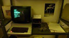 #InvasioniDigitali Museo dell'informatica Funzionante Apple Copycat, 1980, by Eddy Ottoz