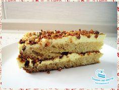 Торт «Карамельно-Лимонно-Ореховый» Нежный и питательный, этот торт придаст вашему празднику тонкие вкусовые нотки.
