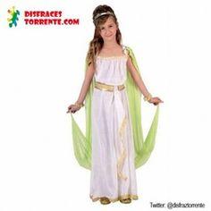 Resultado de imagen para vestidos para diosas griegas de niñas