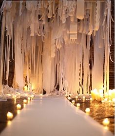 30 Romantic And Whimsical Wedding Lightning Ideas And Inspiration | Weddingomania - wedding ceremony accessories - wedding reception decorations