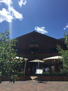 Snapshots from Food & Wine Classic in Aspen