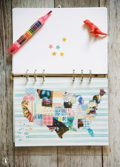10 free homeschool printables - The Handmade Home Free Planner, Happy Planner, Printable Planner, Printables, Happy Fourth Of July, 4th Of July Party, Map Puzzle, Diy And Crafts, Paper Crafts