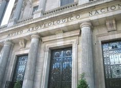 #Archeology Museum, Madrid. One of the most popular museums in Madrid, near the chic Salamanca district.